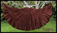 Full Cotton Skirt