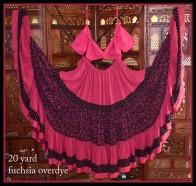 Fabulous Floral Dot Skirt-1