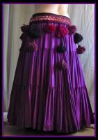 Rayon Falcon Skirt