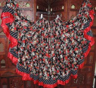 Floral Skirt-2