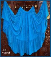 Rayon Jacquard  Skirt-2