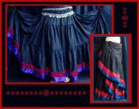 Double Spinning Skirt