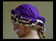 Triangle Coin Headwrap-1