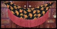Gypsy Floral Wrap-2