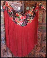 Gypsy Floral Wrap