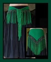 Beaded Fringe Wrap-1