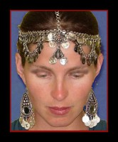 Coin Head Piece-2