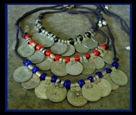Kuchi Coin Necklace-1