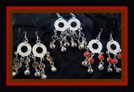 Raj Coin Earrings-2